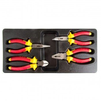 Tool tray for pliers