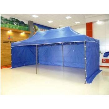 Tält 3x6m  stabil av bra kvalitet  3 + 1 väggar (snabbtält  arbetstält  försäljningstält  eventtält)