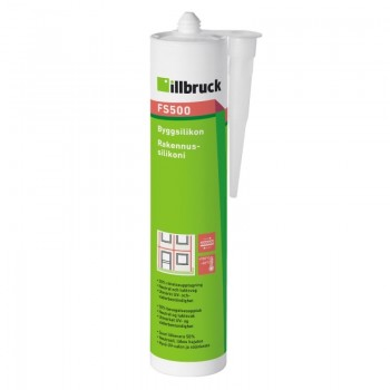 illbruck FS500 Byggsilikon 300 ml