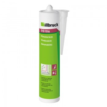 illbruck OS106 Fönsterkitt 300 ml