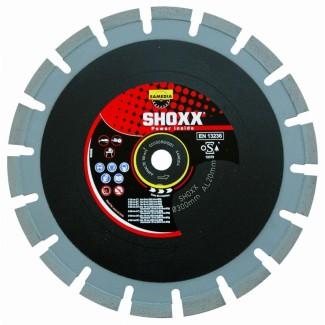 Diamantklinga Shoxx AX13  300-500 mm Diameter