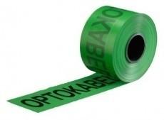 Markeringsband Optokabel Grön