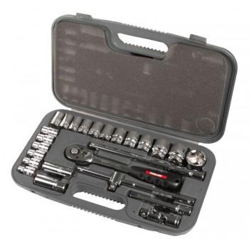 Hylsnyckelsats 25 Delar Proline Tools