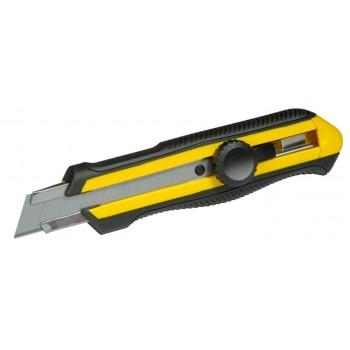 Brytbladskniv 18mm 3 blad, Stanley