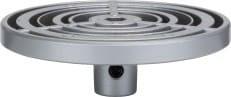 Fästplatta med centrumborr för hålsåg (wolfram) 33–103 mm, sexkant, Bosch