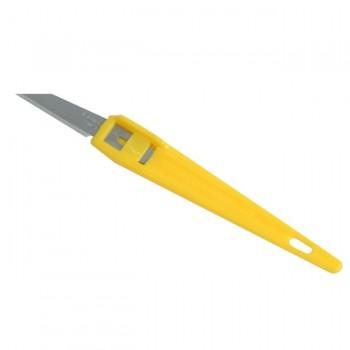 Bladkniv skalpell, engångskniv 140mm, box med 50st