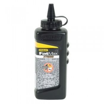 Snörslåkrita svart 225g FatMax XL, märksnöre krita, Stanley