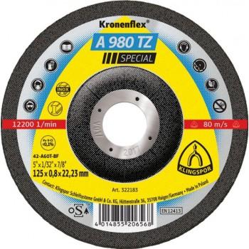 Kapskiva för metall INOX,STEEL,N-FE 115 0.8   22.2