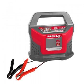 Bilbatteriladdare 12V / 24V, 2-6-10-15A CE PROLINE