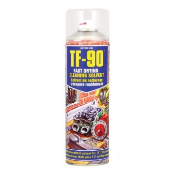 TF90 500ML AEROSOL Snabbtorkande lösningsmedel