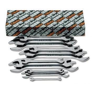 Blocknyckel, dubbel, 13st, 6x7-30x32mm, Beta 55MP/S