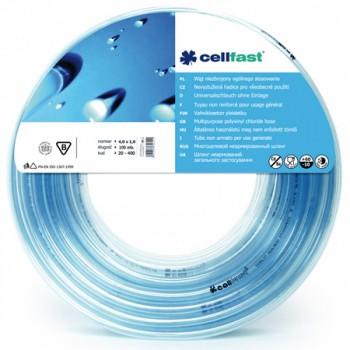 Universalslang, transparent slang ej förstärkt, 6-12,5mm, 50m