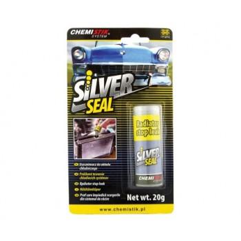 Kylarpasta för tätning av kylare, silver 20g