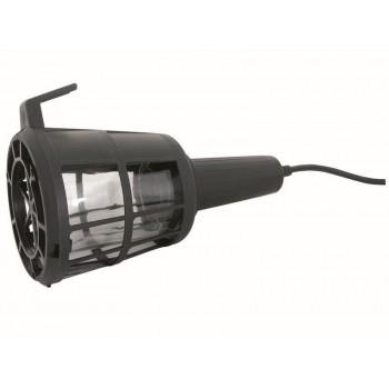 Verkstadslampa, lampa 60W IP20