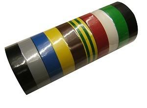 Isoleringstape PVC 19x0.15mm, 20 meter