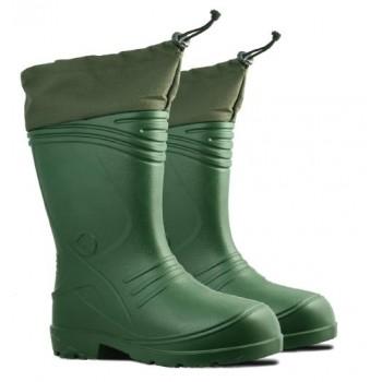 MEN'S WELLING.BOOTS,COLLAR,LINING(034),grön,EVA,S.45,KOLMAX