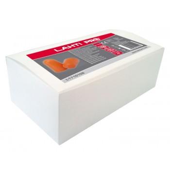Öronproppar skumplast, 100 par box, CE