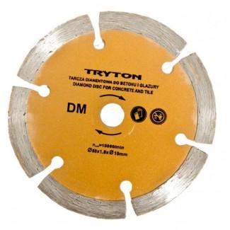 Diamantkapskiva 3st 9X10MM för TPW600K