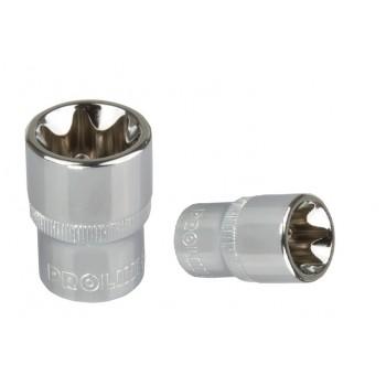 """Hylsa 3/8"""" torx E10-E16 28mm, Proline"""