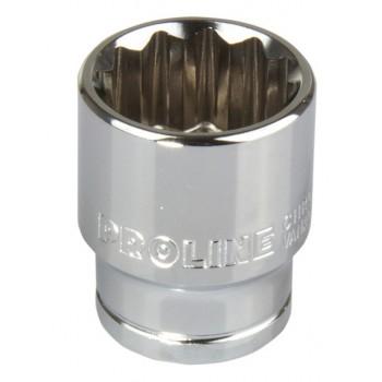 "Hylsa 1/2"" 8-32mm 12-kantig CrV, PROLINE"