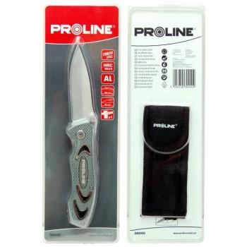 Universalkniv, infällbar med förvaringsficka för bälte, 11.5cm, 8cm knivdel, 100g, Proline