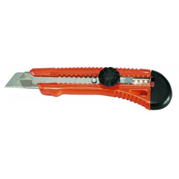 RETRACTABLE KNIFE 18  MM BLADE