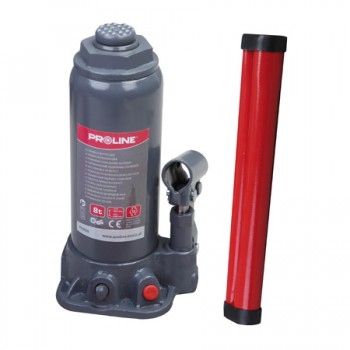 HYDRAULIC  JACK 10T 230-460MM (6,2KG) CE PROLINE