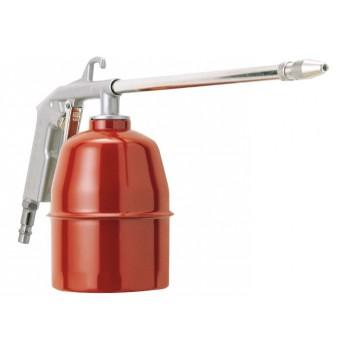 """Tvättkanna, spray, för bl.a rengöring, drivs av högtrycksluft 1/4"""""""