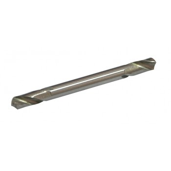 Metallborr HSS (spiralborr)  cylindrisk, dubbelsidig, DIN18   97 -4.2 MM, kort,  1st.,  PROLINE