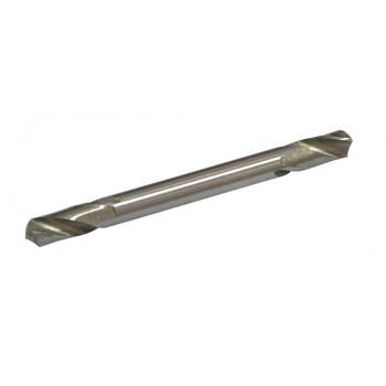 Metallborr HSS (spiralborr)  cylindrisk, dubbelsidig, DIN18   97 -4.5 MM, kort,  1st.,  PROLINE