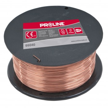 COPPERED WELDING WIRE G G3SI1 (SG2) 1.2 MMX15 KG SP.PROLINE