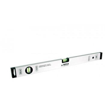 Vattenpass 40cm, 1.0mm/m, 1mm tjock aluminium MEGA