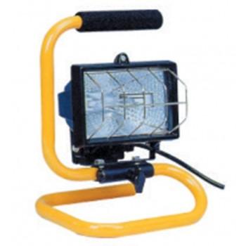 Portabel halogenlampa, 500W, MEGA
