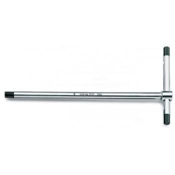 T-handtag insex 2-14mm, sats 14st, Beta Tools