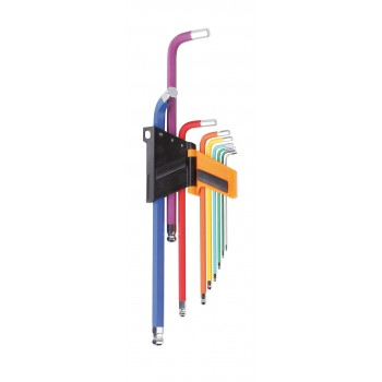 Insexnyckel med klothuvud, 1,5-12mm, Beta 96BP