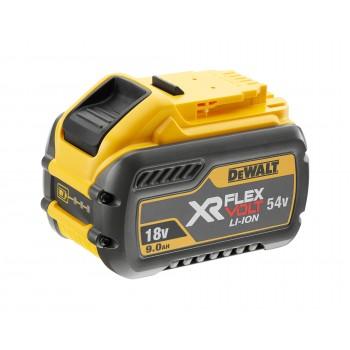 Batteri XR FLEXVOLT - 18/54V, 9.0/3.0AH, DeWalt