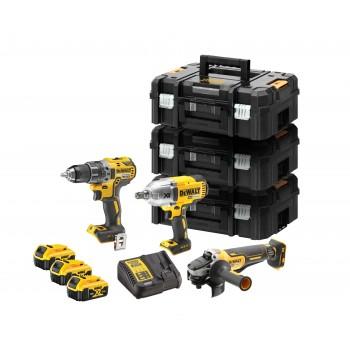 DeWalt verktygs kit - 18V XR DCD791, DCG405, DCF899