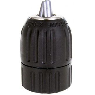 Chuck för borrmaskin, självlåsande, 13mm 1/2-20, Tryton