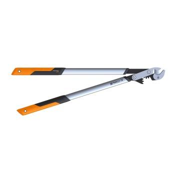 Grensax 80cm PowerGear X (L) med utväxkling, Fiskars