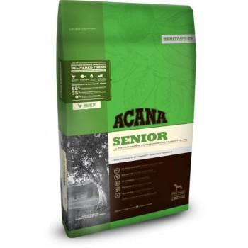 Acana Senior Dog 11.4kg - ekologiskt hundfoder, 65% kött, kyklingssmak