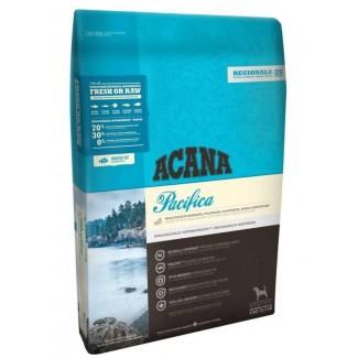 Acana Pacifica Dog 11.4kg - ekologiskt hundfoder, 70% fisk