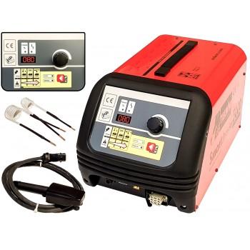 Induktionsvärmare 2.4kW 230v, digital Telwin Smart Induktor 5000 Twister