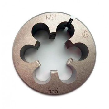 Gängsnitt M24x1,5 6G DIN-EN 22568 HSS 800, Fanar