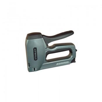 Häftpistol / spikpistol, häftklämmor typ G: 6, 8, 10, 12, 14 mm, spikar typ J: 12, 15 mm, Stanley
