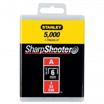 """Häftklammer för häftpistol Stanley 14MM 9/16"""" LD STAPLE(1000) A TYPE"""