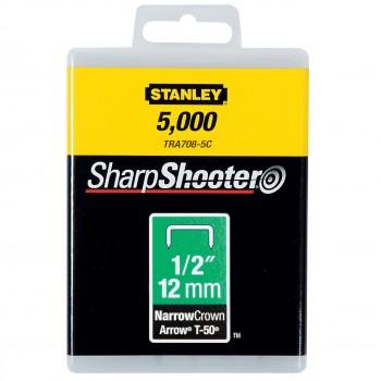 """Häftklammer för häftpistol Stanley 8MM 5/16"""" HD STAPLES (X5000) G TYPE"""