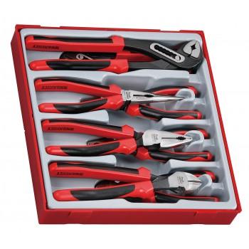 Tångsats 8 delar, Teng Tools