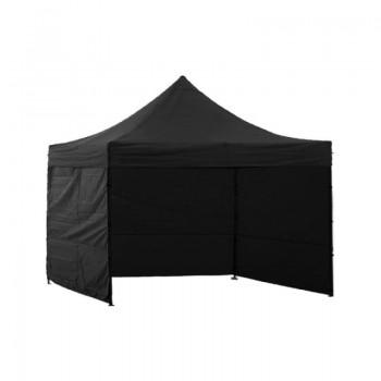 Tält 3x3m, stabil av bra kvalitet, 3 eller 4 väggar (snabbtält, arbetstält, försäljningstält, eventtält)
