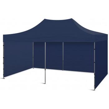 Tält 3x6m, stabil av bra kvalitet, 3 eller 4 väggar (deoptält, snabbtält, arbetstält, försäljningstält, eventtält)