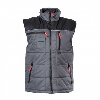 WINTER VEST, GREY, st.  S, CE, LAHTI